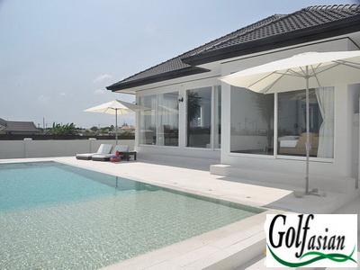 Hua Hin – Modern 3 Bed Pool Villa
