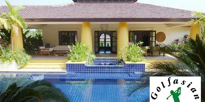 South Hua Hin – Luxury 4 Bed Balinese Pool Villa