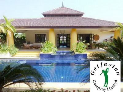 South Hua Hin – Luxury 4 Bed Balinese Pool Villa