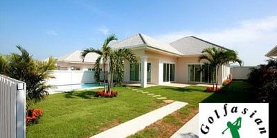 West Hua Hin – Brand New 3 Bed Pool Villa : 2 Available