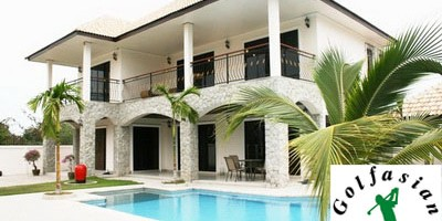 Hua Hin – Great Design 3 Bed Pool Villa