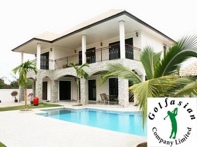 Hua Hin – Great Design 3 Bed Pool Villa