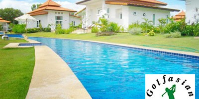 South Hua Hin – Quality 2 Bedroom Pool Villas