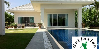 West Hua Hin – Well Designed 3 Bed Pool Villa