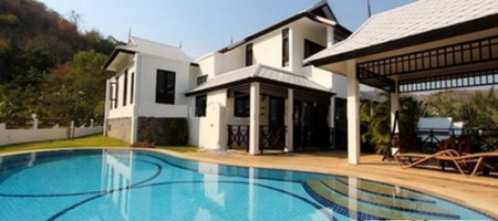 South Hua Hin – Great 2 Storey 3 Bedroom Pool Villa on Hill Top