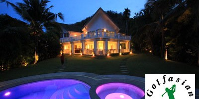 North Hua Hin – Luxury 6 Bed Pool Villa on Golf Course