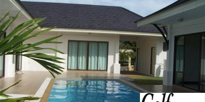 South Hua Hin – Beautiful 3 Bed Pool Villa on Popular Development