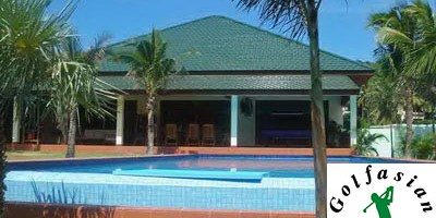 North Hua Hin – 5 Bed Pool Villa on Golf Course North Hua Hin