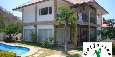 Hua Hin – Great Location 2 Story 3 Bed Pool Villa