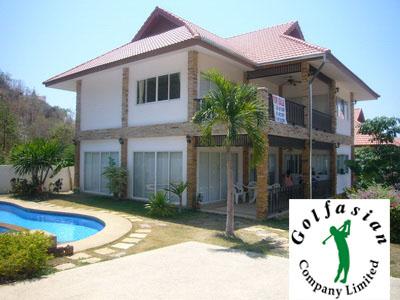 Hua Hin – Great Location 2 Story 3 Bed Pool Villa