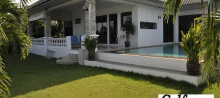 South Hua Hin  (The Laguna) – Beautiful 3 Bed Pool Villa nr Town