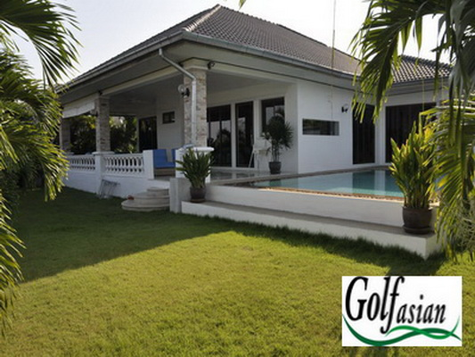 South Hua Hin  (The Laguna) – Beautiful 3 Bed Pool Villa nr Town