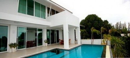 Hua Hin – Nice Design 3 Bed Pool Villa