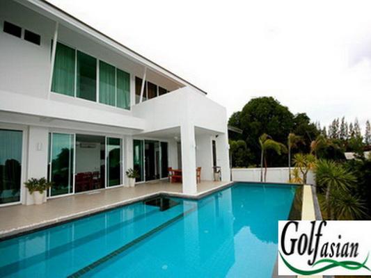 Hua Hin – Nice Design 3 Bed Pool Villa