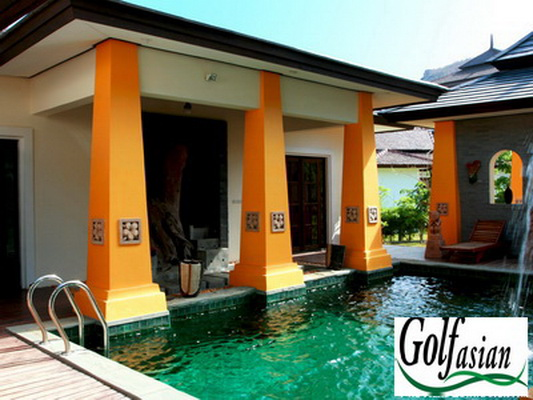 Hua Hin – Quality 3 Bed Pool Villa
