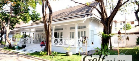 Baan Chalianglom Hua Hin – Luxury Beach Side Villa