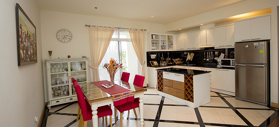 Sheraton Hua Hin Condo Blue Lagoon – 2 Bedroom Luxury Apartment for Rent