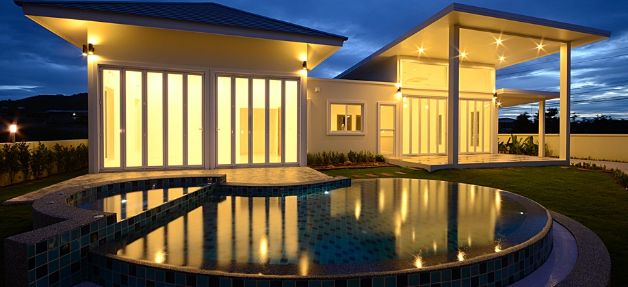 Sea Breeze Villas Hua Hin