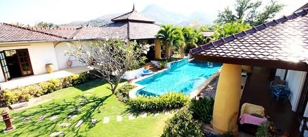 Sanuk Villa Soi 112 – Thai Bali House For Rent
