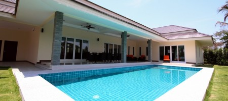 Palm Villa Hua Hin – Luxury 3 Bed House Rental