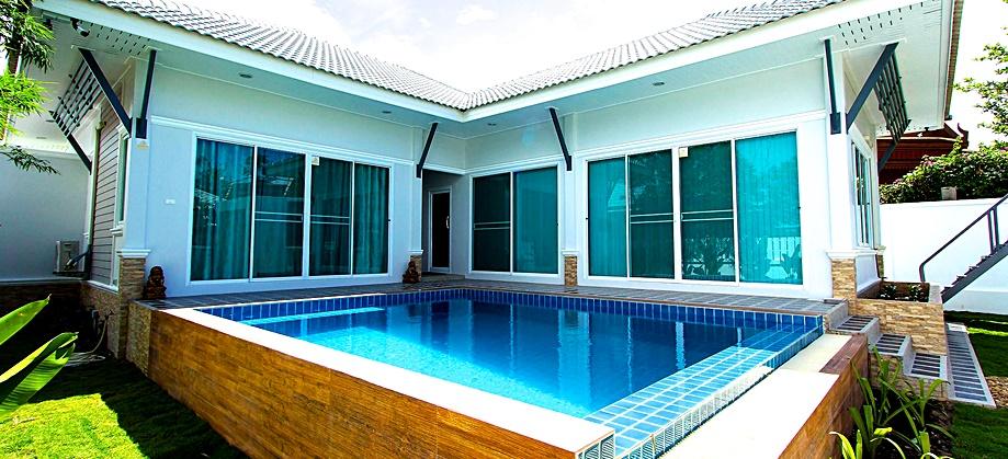 Kiri Nakara Hua Hin - Rental - Golf Property Thailand