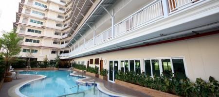 Baan Klang Condo Hua Hin – Top Floor Sea View Condo For Sale