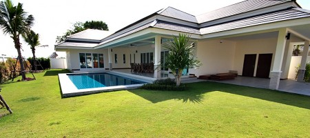 The Clouds Hua Hin Cha Am – Luxury Pool Villas