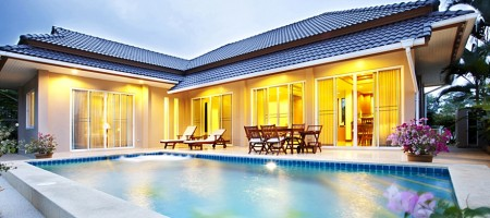 Sea Ridge Resort Hua Hin – Pool Bungalow For Rent