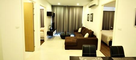 Seacraze Hua Hin – Top Floor 2 Bed Condo For Sale