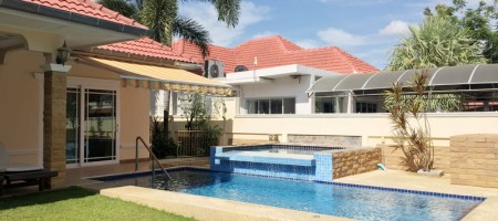 Luxury Pool Villa in Town – Hua Hin