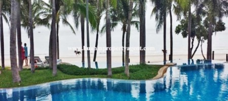 Luxurious Condo Near Centre Hua Hin