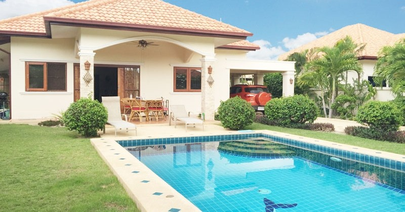Pool Villa with Excellent Rental Potential