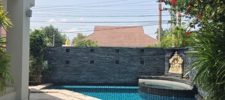 Expensively Fitted Pool Villa in Countryside