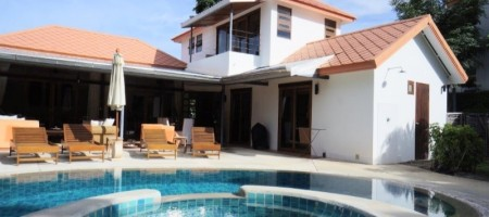 Balinese Pool Villa For Sale