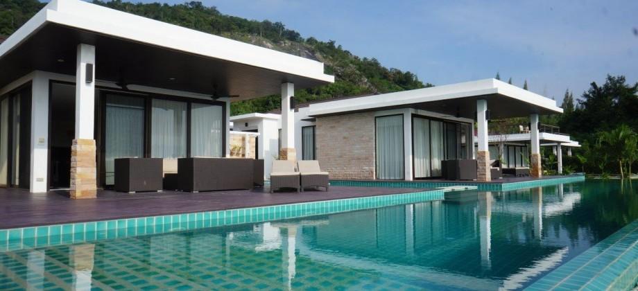 Ocean View Luxury Pool Villa