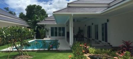 Premium Value Pool Villa