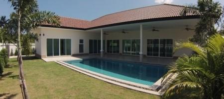 New Pool Villa Development