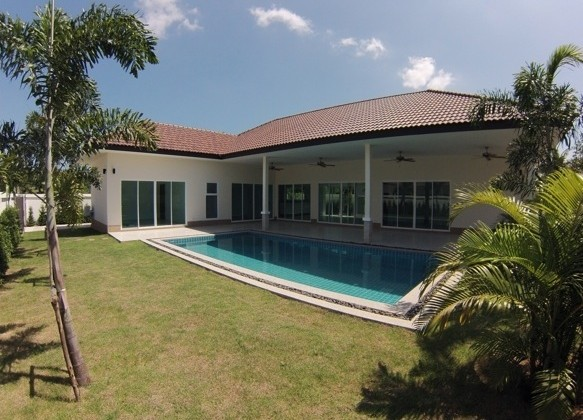 New Pool Villa Development