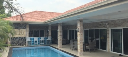Charming Pool Villa For Sale