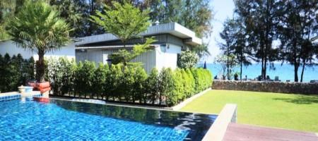 Modern Beachfront Home For Sale