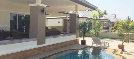 Newly Upgraded Pool House In Hua Hin