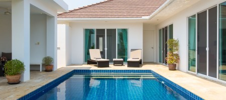 Luxury Pool Villa To Rent in Hua Hin