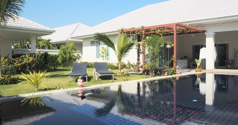 Modern Stylish Home For Sale Hua Hin Thailand