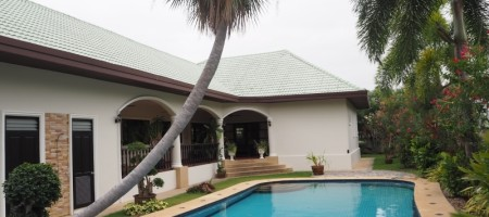 Swimming Pool Villa In Hua Hin Available For Sale