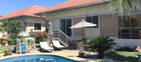 Good Value Swimming Pool House
