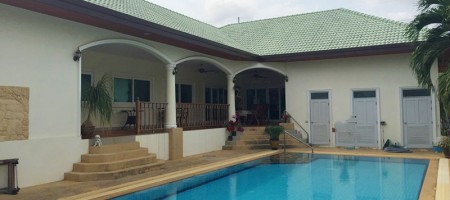 Pool Villa On Premium Development Near Hua Hin