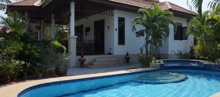Lovely Resort Pool Villa Near Hua Hin