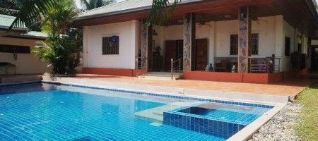 Central Pool House For Sale In Hua Hin Thailand