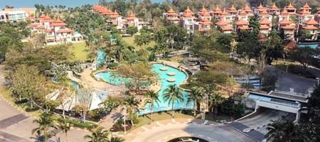 Compact low-maintenance condominium for sale near the beach, Hua Hin