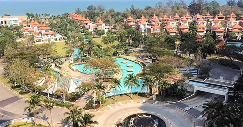 Compact low-maintenance condominium for sale near the beach, Hua Hin
